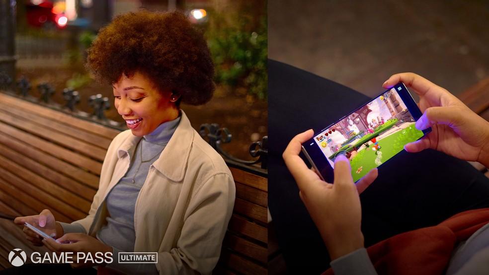 Será possível acessar jogos na nuvem através de diferentes dispositivos conectados à Internet, desde consoles até celulares — Foto: Divulgação/Microsoft