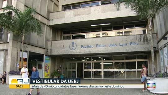 Uerj registra recuperação no número de inscritos na segunda fase