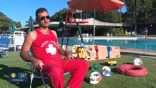 Presença de guarda-vidas em piscinas de uso coletivo passa a ser obrigatória em BH
