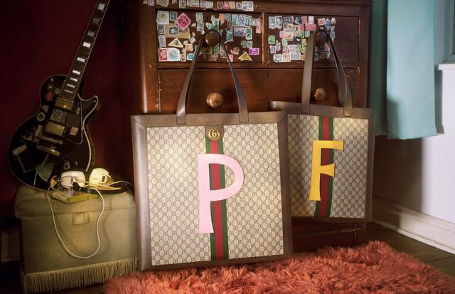 As Ophidia bags da Gucci (Foto: Divulgação/ Petra Collins)