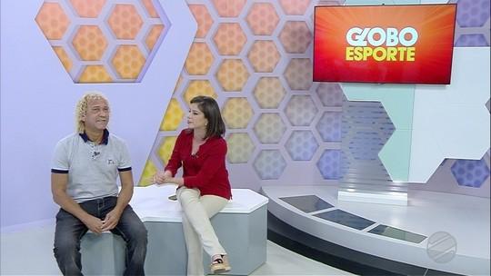 Ex-jogador Biro Biro está em Campo Grande para jogo festivo