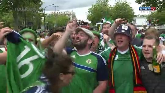 Ídolo da Irlanda do Norte não jogou na Euro e tem só um gol pela seleção