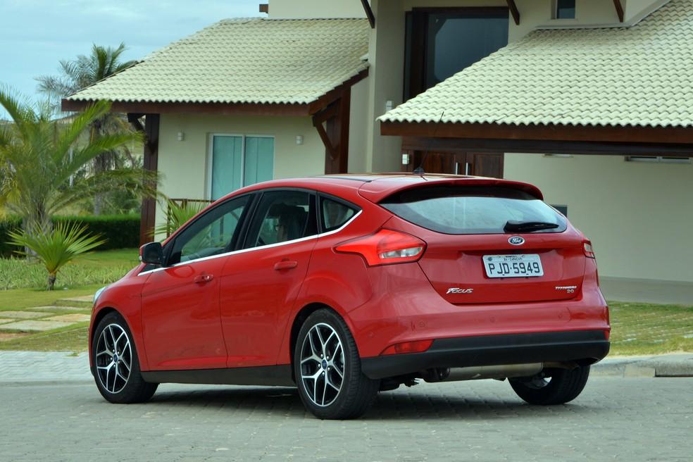 Ford Focus vendeu menos de 3 mil unidades em 2018 — Foto: Divulgação