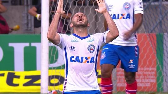 Larghi diz que se expressou mal sobre jogo contra o Bahia e relativiza falha de Patric