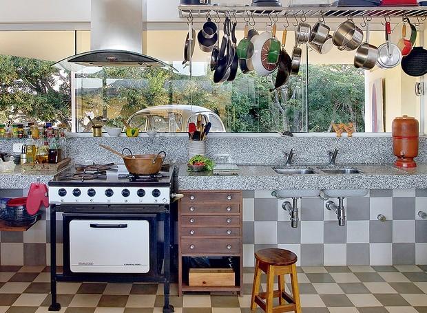 decoração-de-cozinha (Foto: Jomar Bragança/Editora Globo)