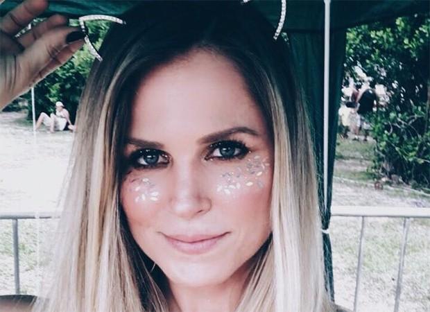 Susana Werner curte bloquinho no Rio (Foto: Reprodução/Instagram)