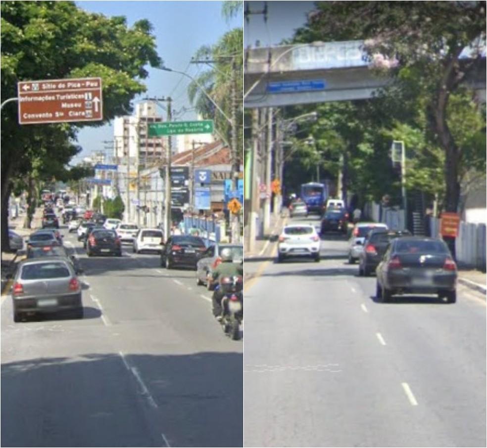 Na mudança, avenida 9 de julho passa a seguir bairro-Centro; a Joaquim Távora passa a ser sentido Centro-bairro — Foto: Reprodução/Google Maps