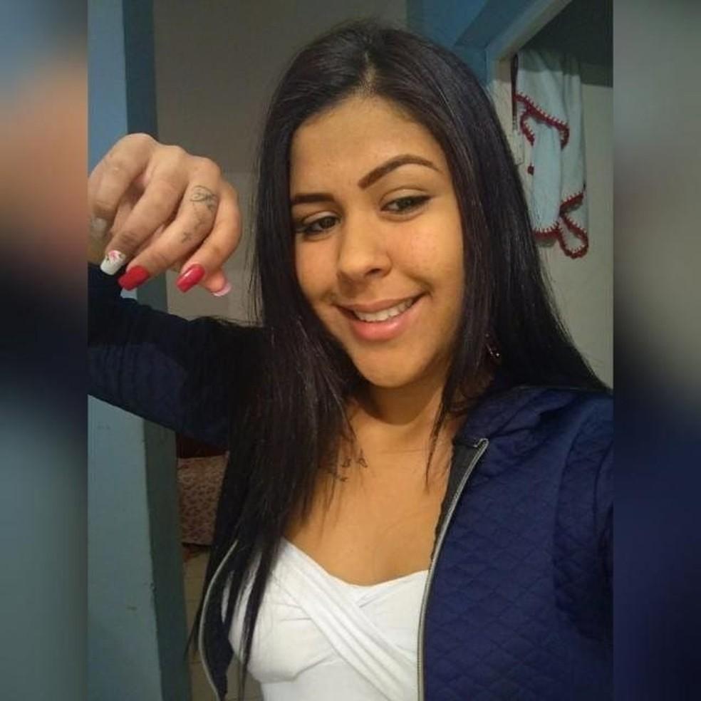 Corpo de Jamile Fernandes foi encontrado com sinais de violência  — Foto: Reprodução/Facebook