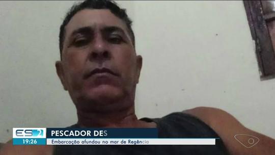 Buscas por pescador que desapareceu no mar de Regência continuam, no ES
