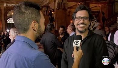Lucio Mauro Filho diz que família está serena e agradece carinho