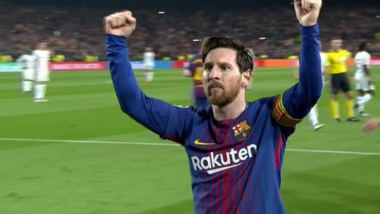 Golaço, seleção e craque: Messi domina indicações da semana na Champions