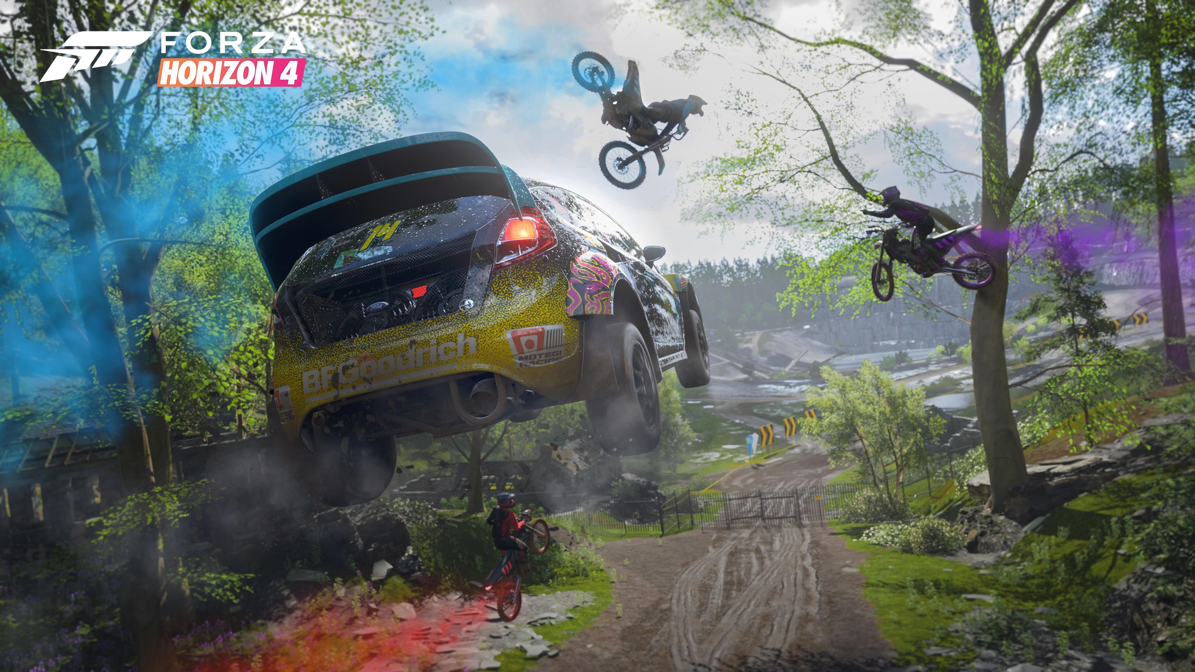 Forza Horizon 4 Jump (Foto: Divulgação)