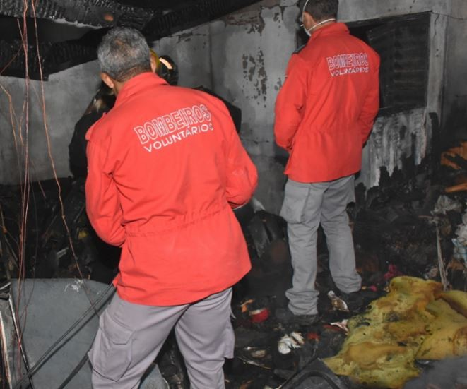 Idosa morre carbonizada após incêndio atingir casa no Oeste catarinense