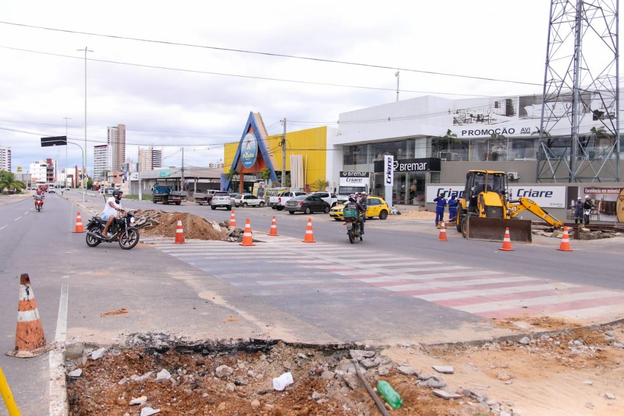 Rotatória será implantada na Avenida Monsenhor Ângelo Sampaio no Centro de Petrolina