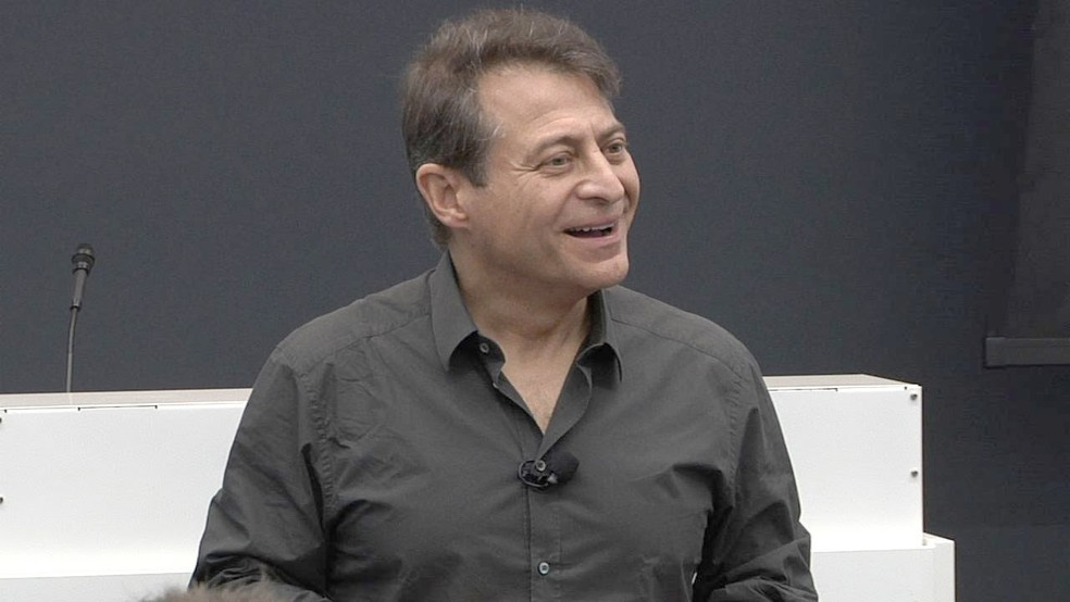 "Peter Diamandis, cofundador da Singularity University e autor de ""The future is faster than you think""  — Foto: Divulgação"