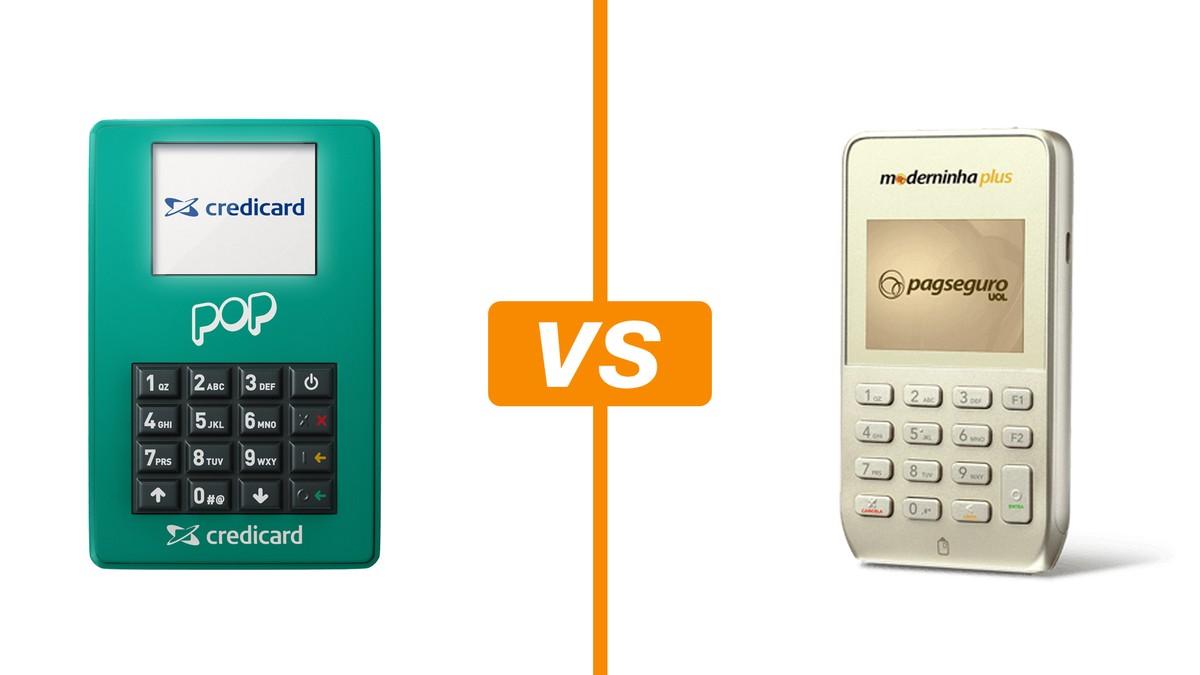 7d371e394 Compare maquininhas da Credicard e PagSeguro   Máquinas de cartão   TechTudo