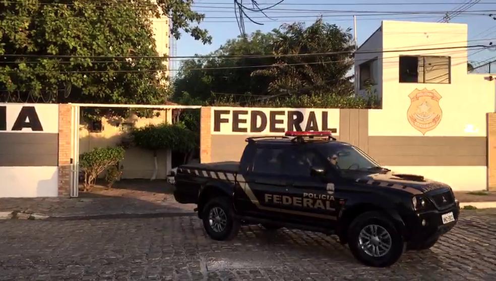 Operação cumpriu mandados em Natal, Mossoró, outras cidades do RN e em outros estados (Foto: PF/Divulgação)