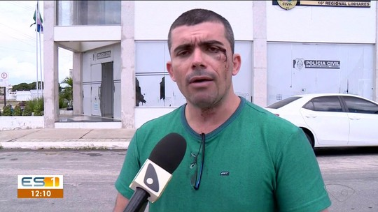 Professor acusa vereador Rogerinho do Gás de agressão em Linhares, ES
