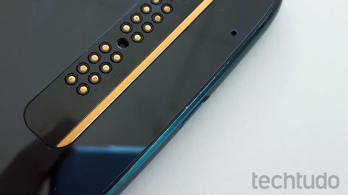 Moto Z3 Play (Foto: Bruno De Blasi/TechTudo)