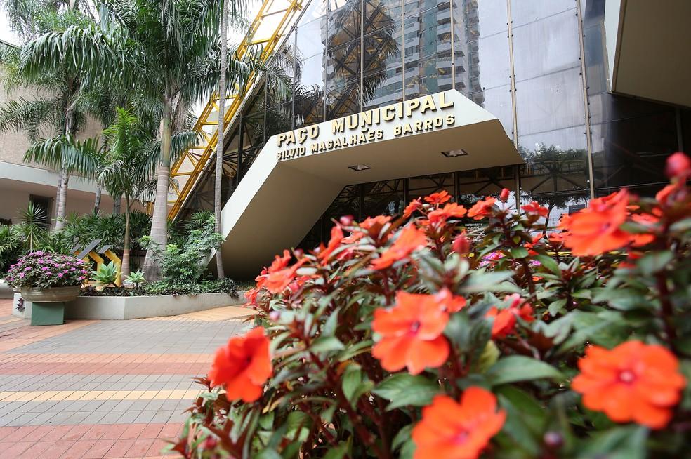 Prefeitura e secretarias de Maringá fecham na sexta-feira — Foto: Divulgação