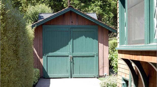A HP nasceu nessa bela garagem (Foto: Reprodução)