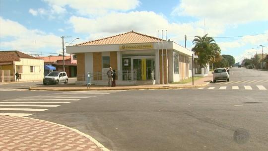 Quadrilha ficou menos de 4 minutos em agência bancária durante assalto em Divisa Nova, MG
