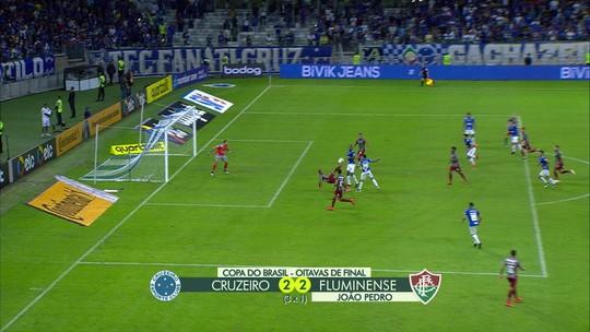 """Caçula no profissional do Fluminense, Miguel se surpreende com 2019: """"Não esperava"""""""