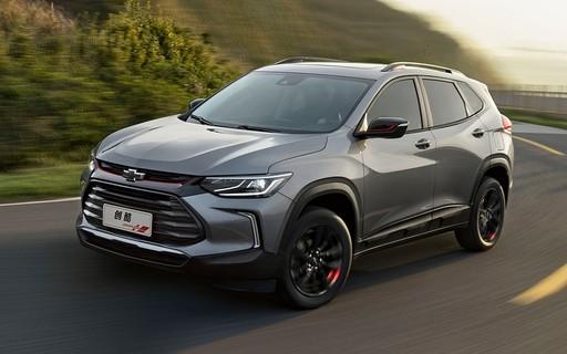 Chevrolet Tracker E Revelado Com Motores 1 0 E 1 3 Turbo E Chega Em 2020 Autoesporte Noticias