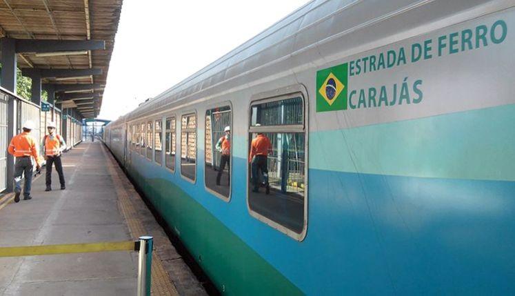 Circulação do Trem de Passageiros da Ferro Carajás, que liga MA ao PA, será retomada na quinta-feira (17)