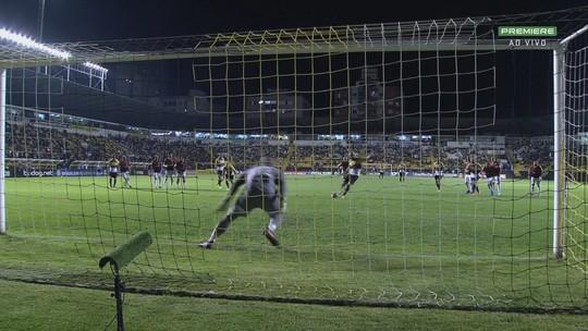 Os gols de Criciúma 2 x 2 Brasil de Pelotas – Série B 2019