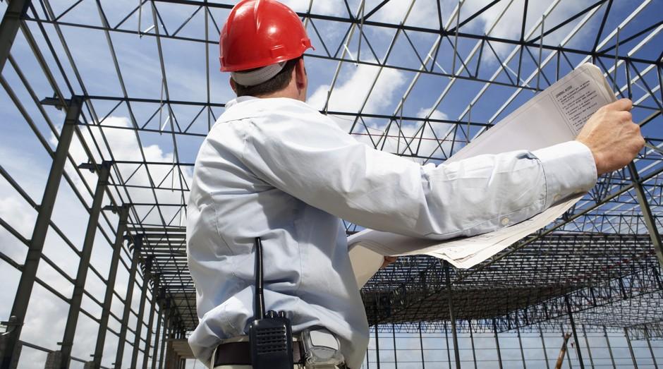 construção_civil_indústria (Foto: Thinkstock)