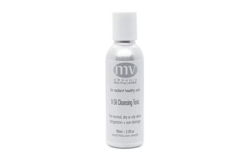 9 Oil Cleansing Tonic, MV Organic Skincare (£57.50)