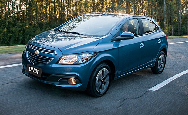 Chevrolet Onix Fica Mais Caro Na Linha 2015 Auto Esporte