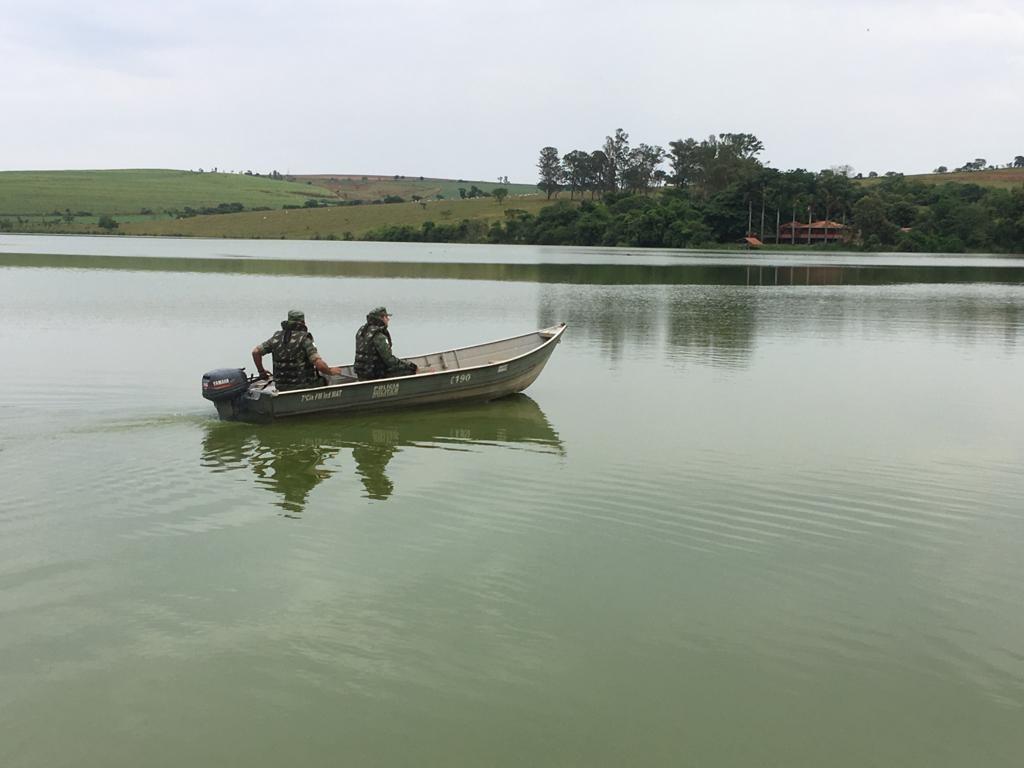 Polícia Militar de Meio Ambiente realiza Operação 'Piracema 2019/2020' em cidades do Centro-Oeste de MG