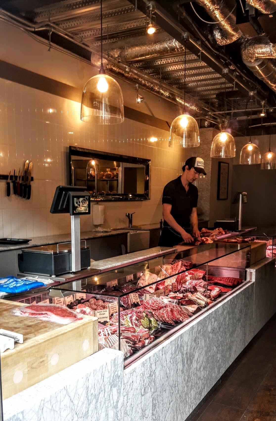 Pavilion: uma rua exclusiva para gourmets, em Londres