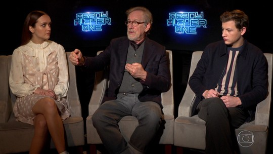 Novo filme de Spielberg, 'Jogador Nº 1' leva caça a tesouro a futuro sombrio