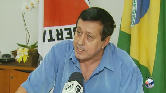 Prefeito de Santa Rita do Sapucaí, Jefferson Gonçalves Mendes, está internado em estado grave em SP