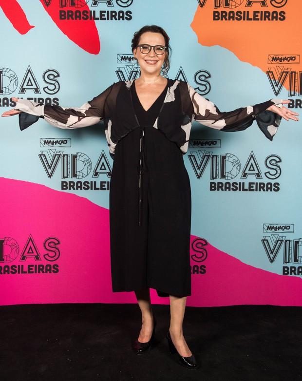 Ana Beatriz Nogueira (Foto: Raquel Cunha/TV Globo)