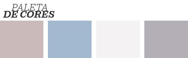 Décor do dia: sala de estar com cores suaves (Foto: Reprodução/Divulgação)