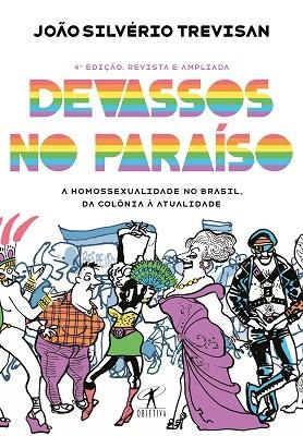 capa do livro assinada por Laerte
