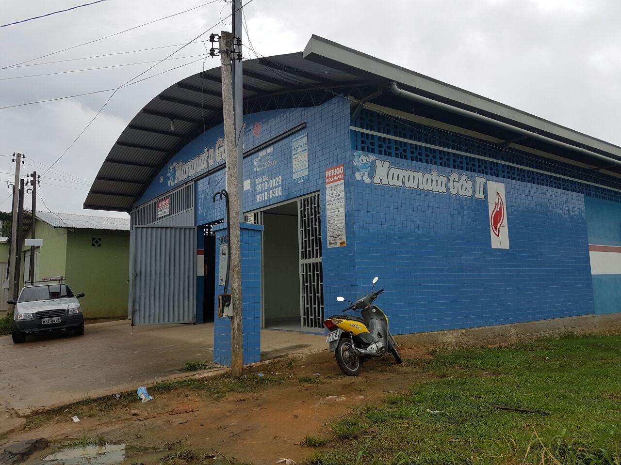 Bandidos assaltam distribuidora de gás com escopeta em Cruzeiro do Sul