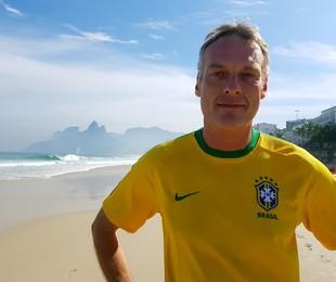 Ralf está na torcida pelo título do Brasil | Divulgação