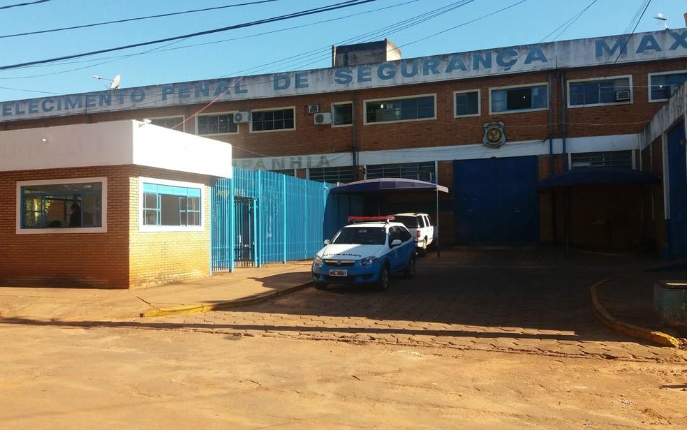 Preso morre em cela de presídio de segurança máxima de MS com lesões na  boca   Mato Grosso do Sul   G1