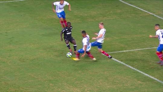 Bahia x Atlético-MG - Campeonato Brasileiro 2018 - globoesporte.com