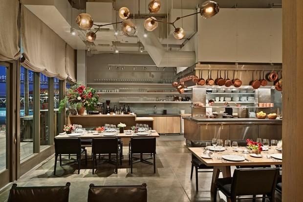 32 Melhores Restaurantes em São Francisco (Foto: Bruce Damonte)