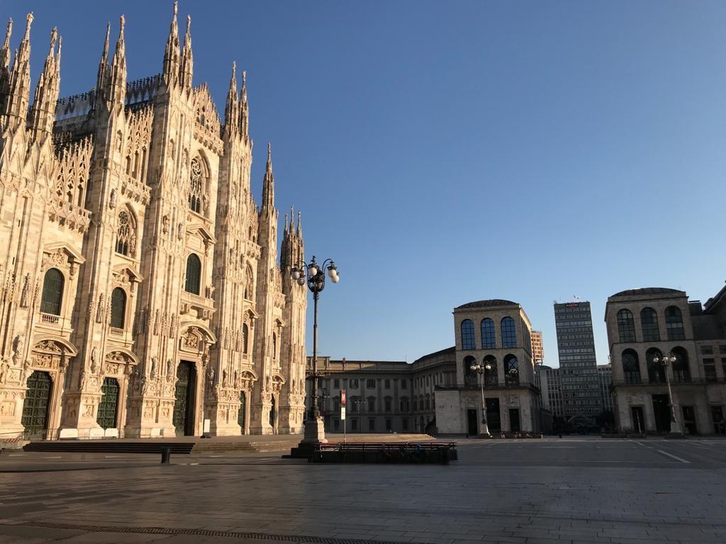 Brasileira relata que isolamento social está salvando vidas na Itália: 'nossa esperança'