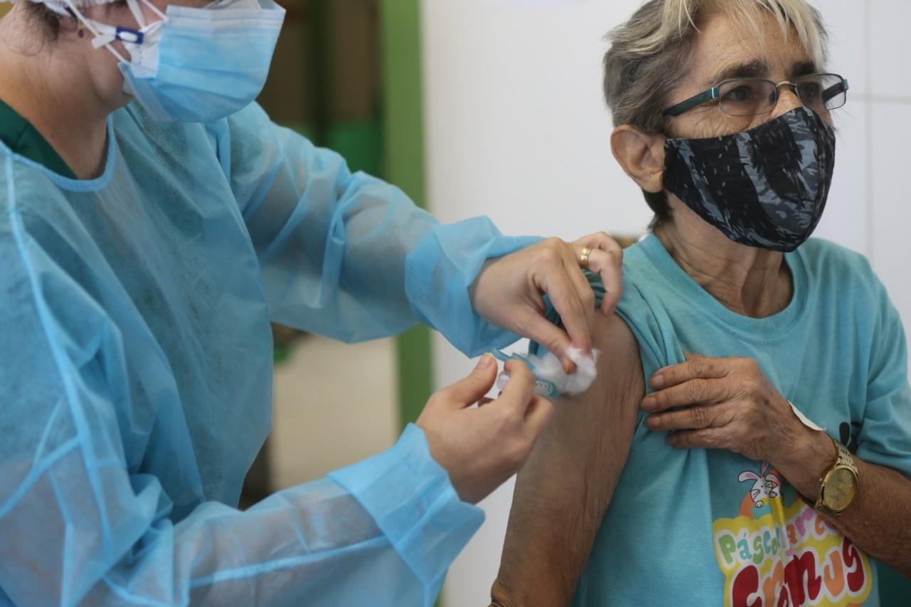 Ceará tem o maior percentual de totalmente vacinados contra a Covid-19 do Nordeste