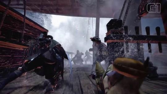 'Monster Hunter: World' poderia ser apenas mais um, mas multiplayer brilha; G1 jogou