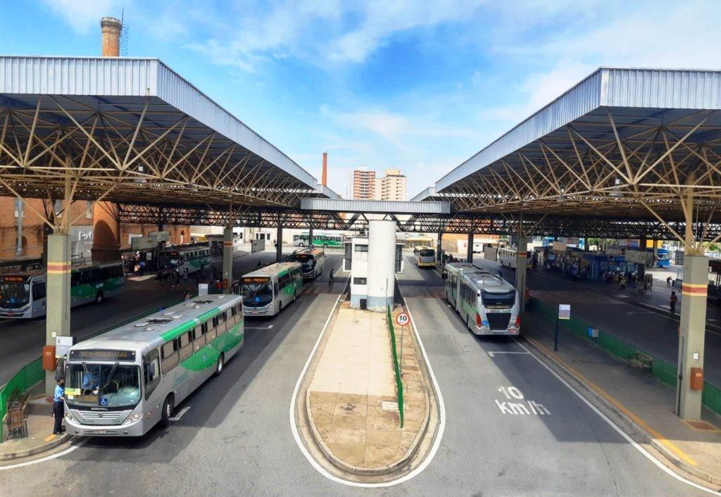 Passagem de ônibus até pontos de vacinação contra Covid-19 passa a ser gratuita em Sorocaba
