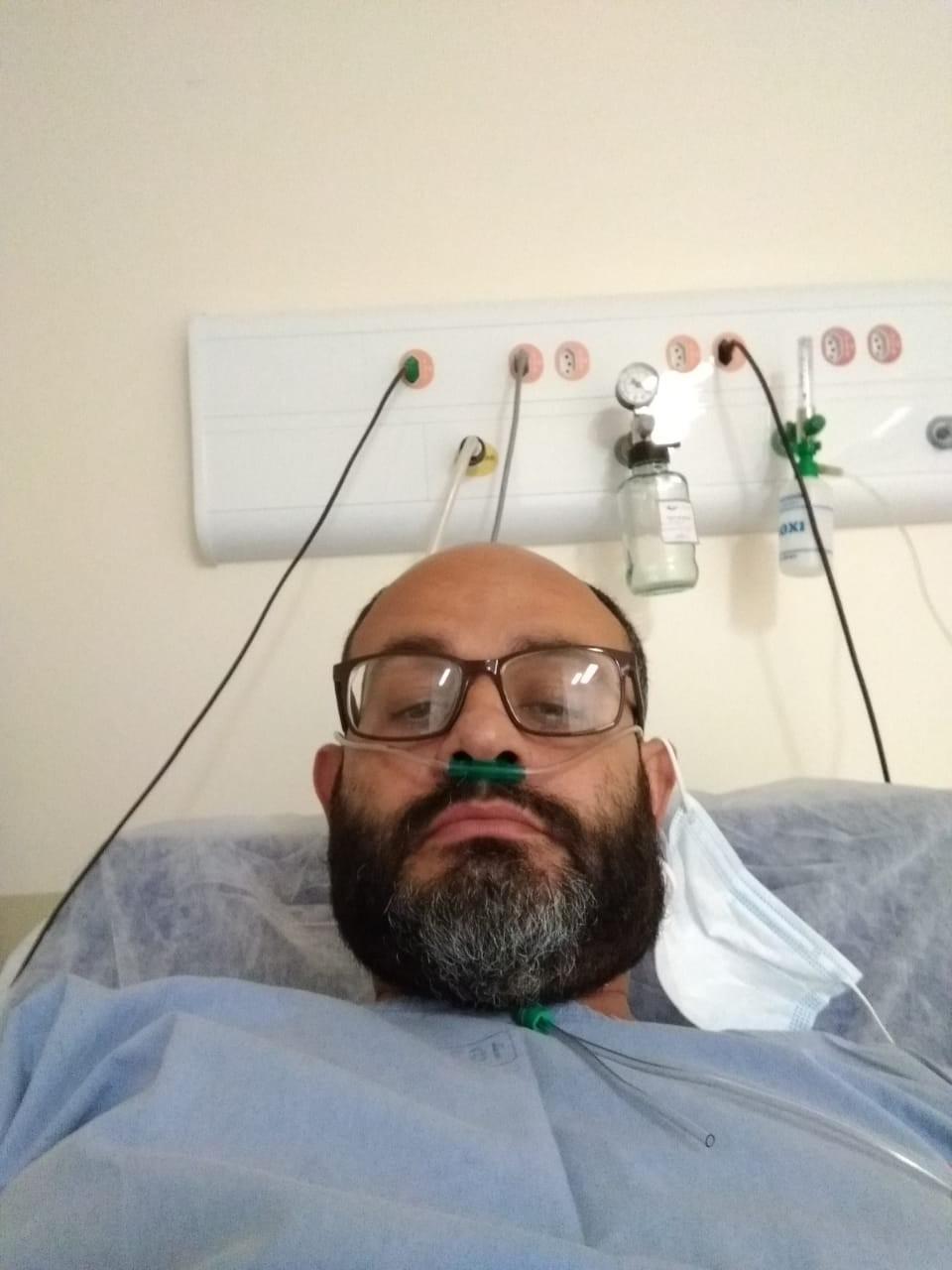 Da intubação à alta médica: policial penal de MS relembra como foi ver a família ser infectada pela Covid